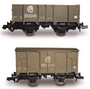 Set de vagones N CAF